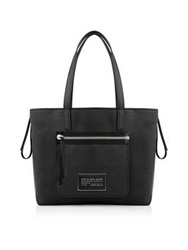 Marc By Marc Jacobs Zipper Tote Safiana Black