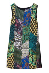 Desigual Calista Dress Green