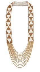 Fiona Paxton Louise Necklace Bronze