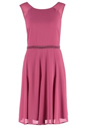 S.Oliver Cocktail Dress Party Dress Fuchsia Pink Rose