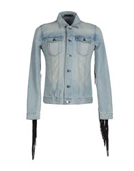 Blk Dnm Denim Denim Outerwear Men Blue