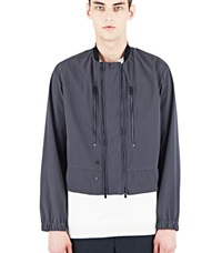 Aiezen Bomber Jacket Grey