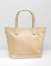 Matt And Nat Shopper Bag Cardamom Beige