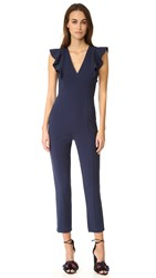 Black Halo Deklyn Jumpsuit Pacific Blue