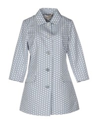 Kocca Coats And Jackets Full Length Jackets Women Sky Blue