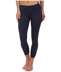 Beyond Yoga Back Gather Legging True Navy Women's Workout