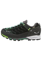 Salewa Mtn Trainer Gtx Walking Shoes Black Assenzio