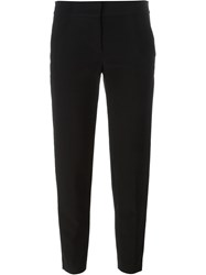 Dkny Cigarette Trousers Black