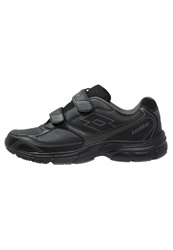 Lotto Antares Vii Lth Cushioned Running Shoes Black Titan Grey