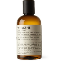 Le Labo Vetiver 46 Body Oil 120Ml White