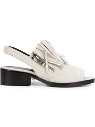 3.1 Phillip Lim 'Alexa' Sandals Grey