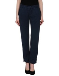 Twin Set Jeans Casual Pants Dark Blue