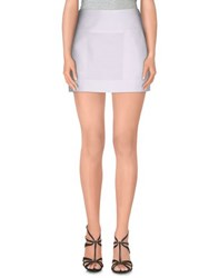 Aspesi Skirts Mini Skirts Women White