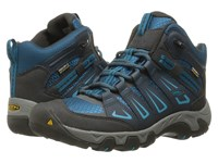Keen Oakridge Mid Waterproof Navy Algiers Women's Waterproof Boots