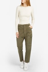 Citizens Of Humanity Women S Ronja Cargo Trousers Boutique1 Khaki