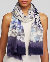 Lola Rose Water Marble Scarf