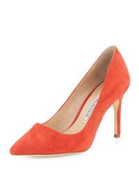 Charles David Donnie Pointed Toe Pump Red