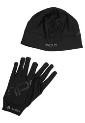 Odlo Set Intensity Hat Black