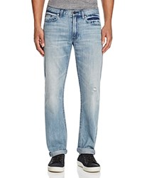 Blank Matchbox Slim Fit Jeans In Maybe Late