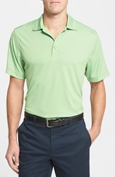 Men's Big And Tall Cutter And Buck 'Northgate' Drytec Moisture Wicking Polo Putting Green