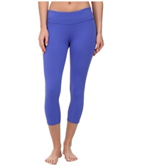Prana Ashley Capri Legging Blue Jay Women's Capri