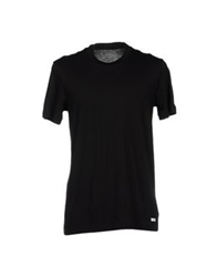 D And G Underwear Undershirts Black