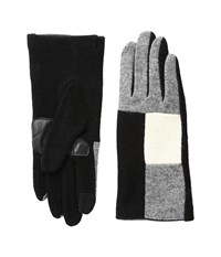 Echo Touch Color Block Gloves Black Extreme Cold Weather Gloves