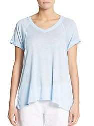 Calvin Klein Icy Wash Seamed Tee Cool Breeze