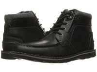Steve Madden Intrepad Black Men's Lace Up Boots