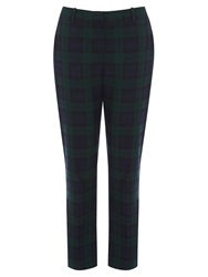 Oasis Check Trousers Multi