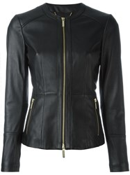 Michael Michael Kors Fitted Jacket Black