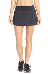 Women's New Balance Skirted Shorts Black
