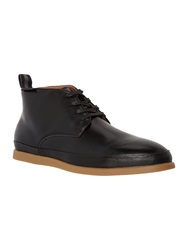 Peter Werth Caine Chukka Boots Black