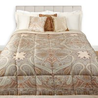 Etro Mitra Quilted Bedcover 800