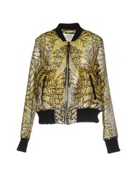 Byblos Coats And Jackets Jackets Women Yellow
