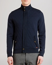 Ted Baker Trustyu Quilted Cardigan