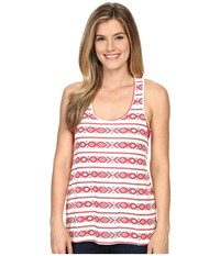 Carve Designs Makena Tank Top Mohave Women's Sleeveless Blue