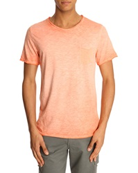 Menlook Label Simon Coral T Shirt