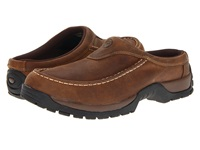 Roper Performance Moc Toe Mule Tan Men's Slip On Shoes