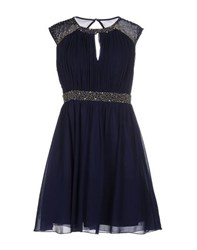 Little Mistress London Little Mistress London Dresses Short Dresses Women Dark Blue