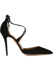 Aquazzura 'Matilde' Stilettos Black
