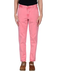 Dries Van Noten Casual Pants Fuchsia