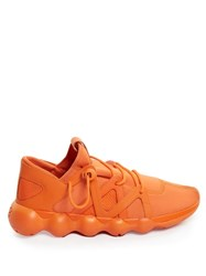 Y 3 Kyujo Low Top Trainers Orange