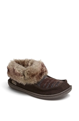 Woolrich 'Autumn Ridge' Slipper Brownie
