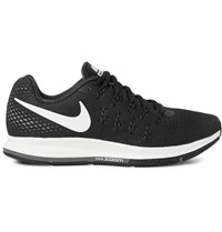 Nike Air Zoom Pegasus 33 Mesh Sneakers Black