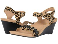 Vionic Laurie Leopard Women's Sandals Animal Print