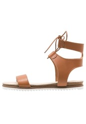Pier One Sandals Noce Cognac