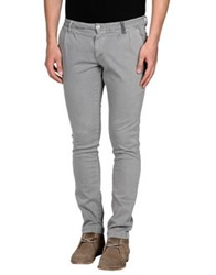 Havana And Co. Casual Pants Light Grey