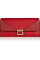 Tod's Two Tone Leather Wallet