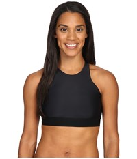 Onzie Strappy Racer Black Women's Bra